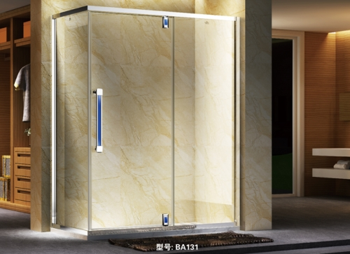 Guangdong shower room brand wins market with its exquisite craftsmanship and good reputation