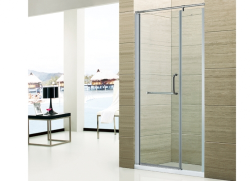 The color pattern of the shower room manufacturer should be consistent with the bathroom decoration style